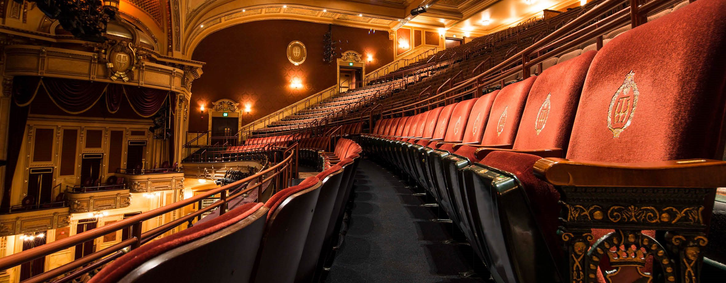 Hippordrome Theater in Baltimore