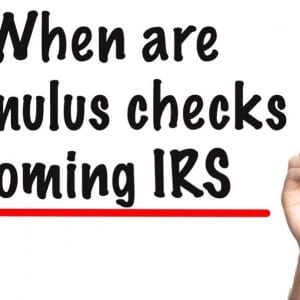 when are stimulus checks coming